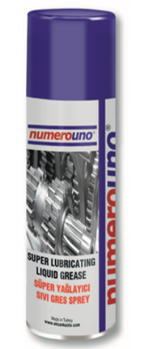 NUMEROUNO SUPER LIQUID GREASE OIL